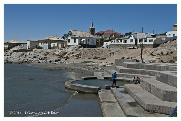 Luderitz Waterfront